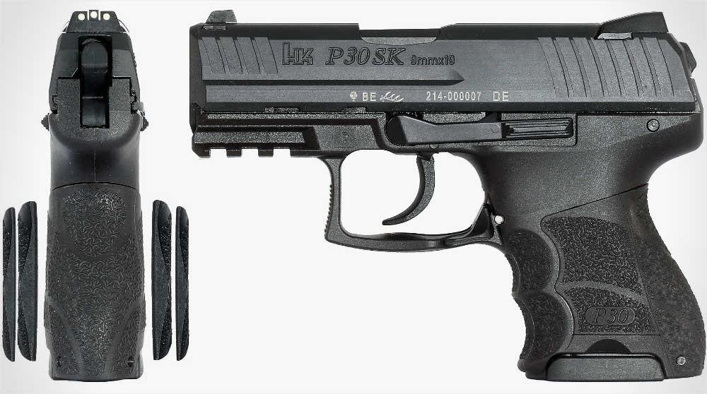 Pistole Heckler & Koch P30SK V3
