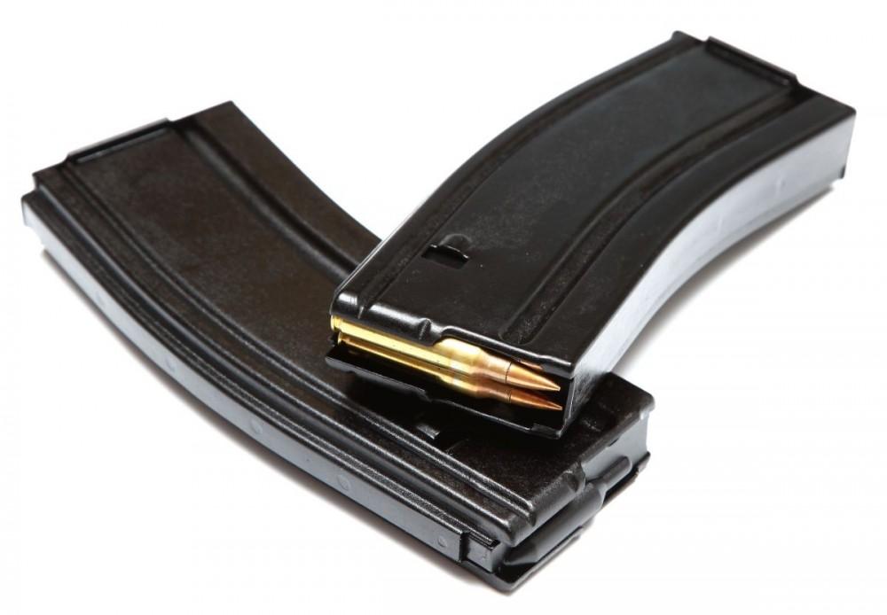 Zásobník M4 Polymmag ocelový