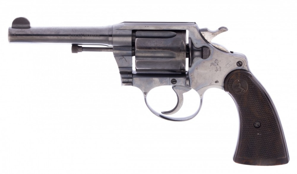 Revolver Colt Police Positive