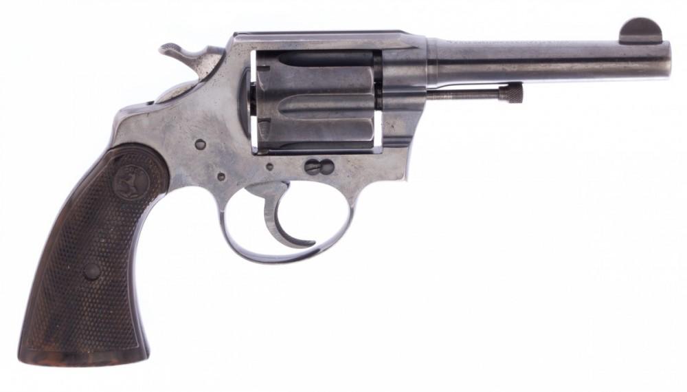 Revolver Colt Police Positive č.3