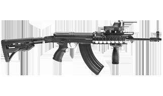 Pistolová rukojeť FabDefense AG-58 pro SA vz.58