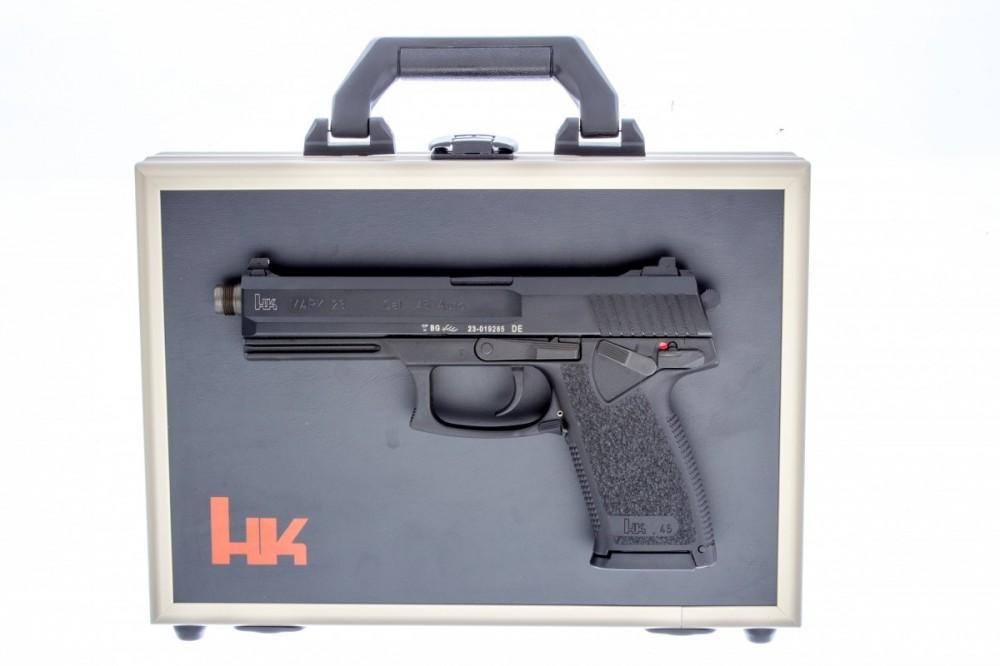 Samonabíjecí pistole Heckler & Koch Mark 23