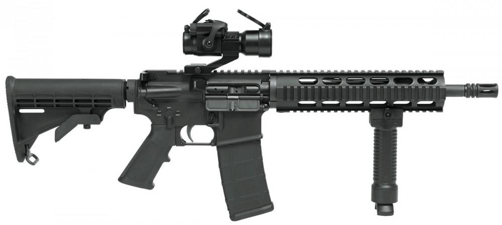 Samonabíjecí puška SDM M4 Commando