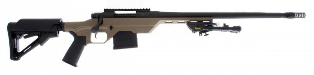 Opakovací puška Mossberg MVP Tactical LSS Chassis FDE