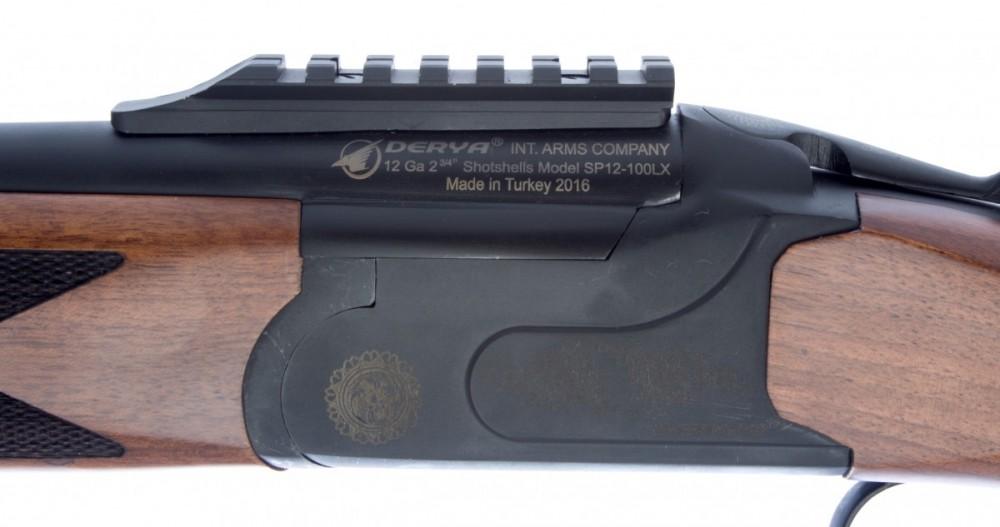 Broková kozlice Derya SP12-100LX č.3
