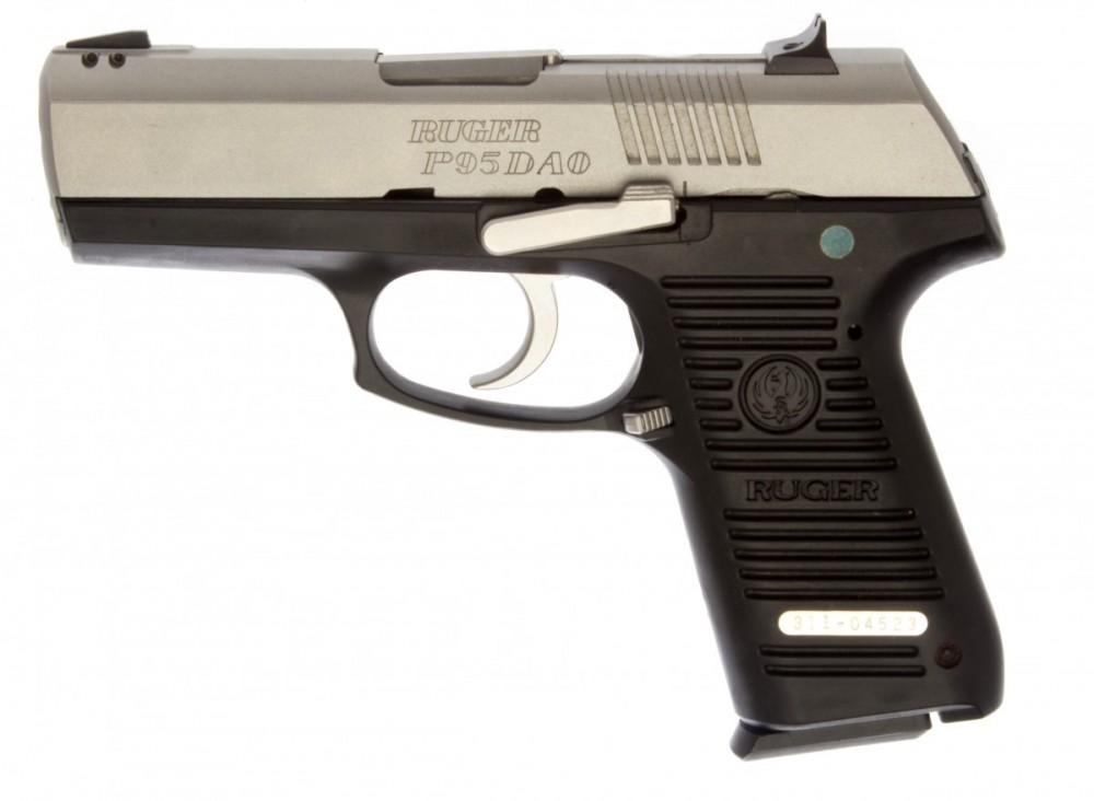 Pistole samonabíjecí Ruger P 95 DC