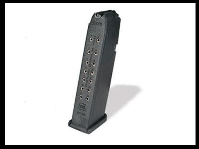 Zásobník ke zbrani Glock 17 1. gen