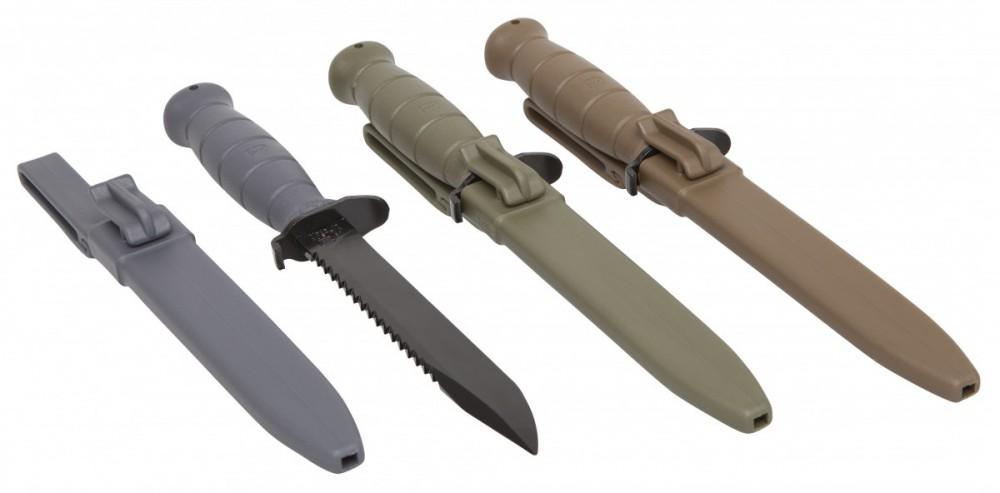 Nůž Glock  FM81 s pilkou - polní zelená (BFG)