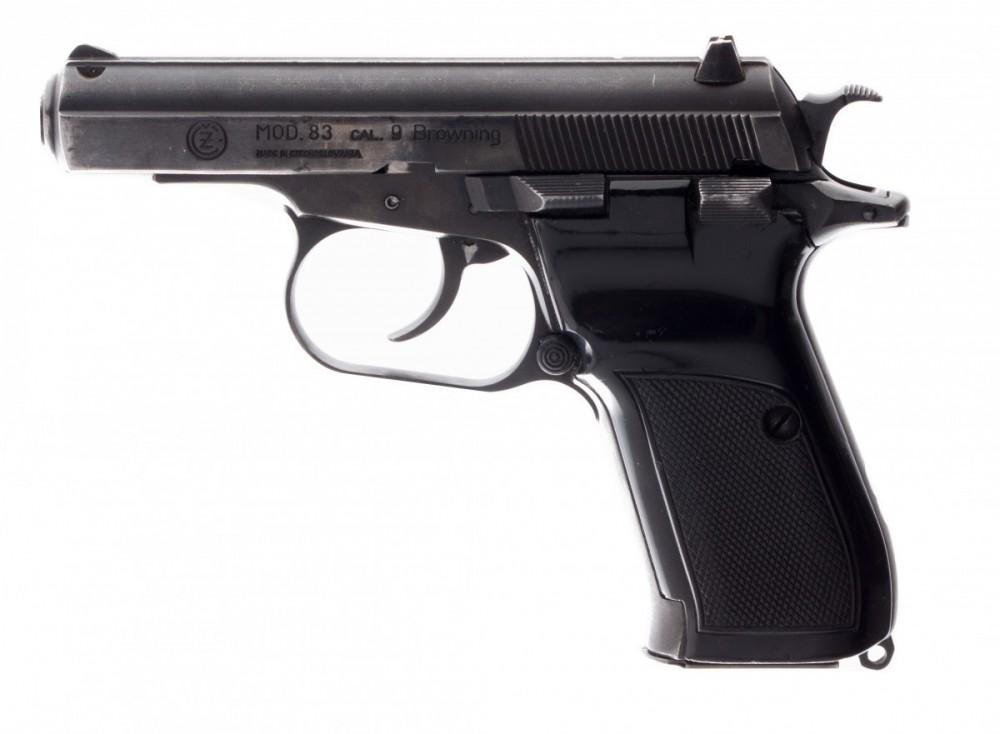 Pistole ČZ 83 9mm Browning