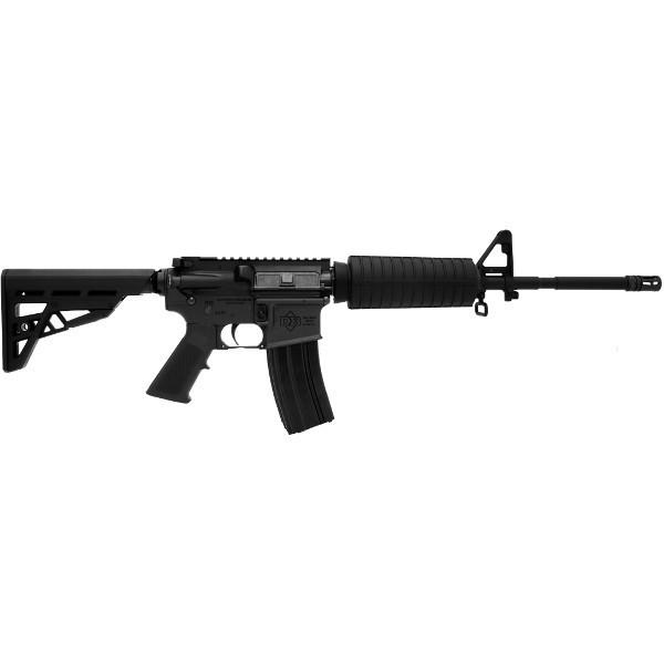 "Samonabíjecí puška DIAMONDBACK M4 DB15 16"" černá"