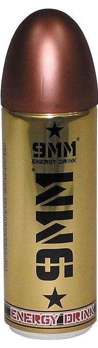 Energetický nápoj 9 mm