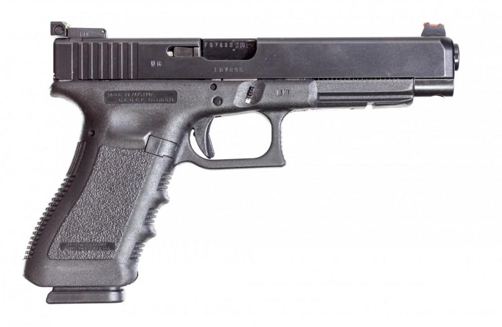 Pistole Glock 35 3.GEN