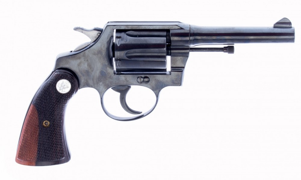 Revolver Colt Police Positive cal.38 Special