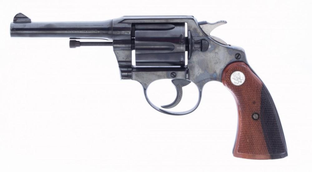 Revolver Colt Police Positive cal.38 Special č.2