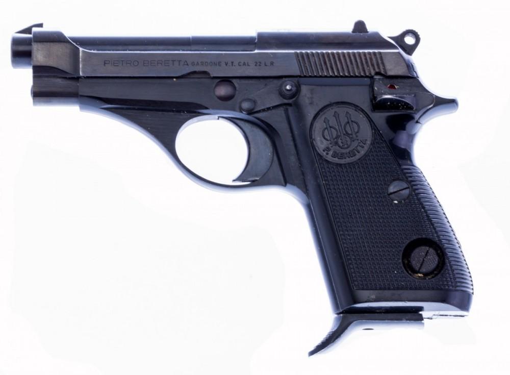 Pistole Beretta M71 .22LR č.2