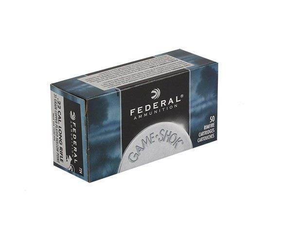 Náboje .22 LR Federal Ammunition