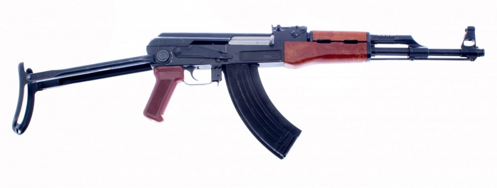 Samonabíjecí puška AK-47 Bulharsko č.1
