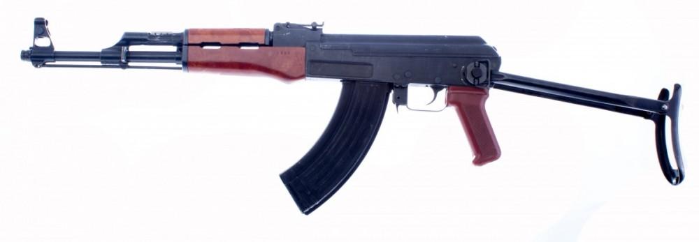 Samonabíjecí puška AK-47 Bulharsko č.2