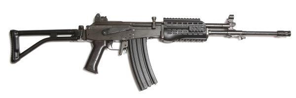 Samonabíjecí puška Galil .223REM č.1
