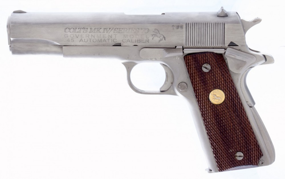 Pistole Colt 1911 Government Model Mk IV 70's