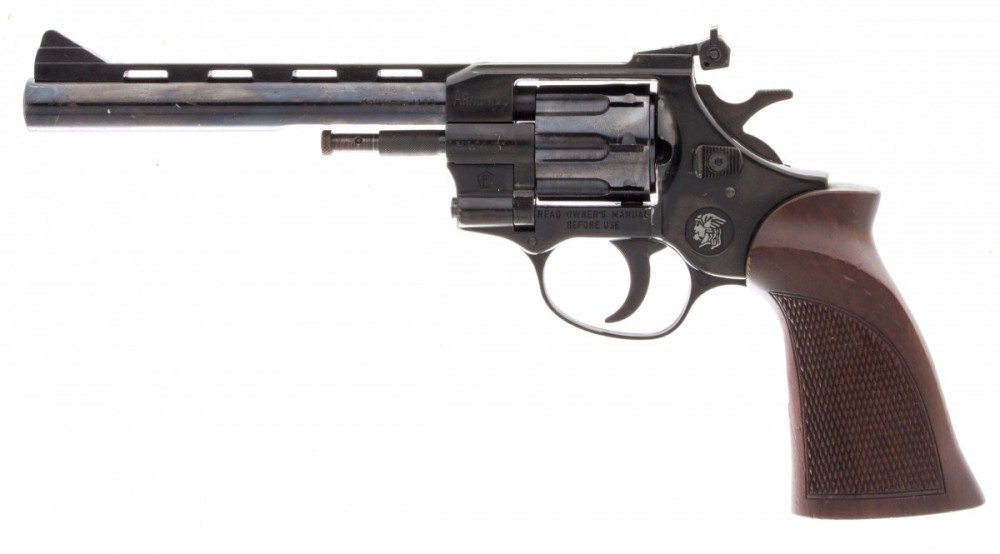 "Revolver Arminius HW 4/6"" - 4mmM20"