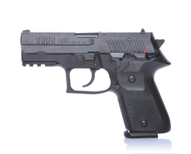 Pistole REX Zero 1 Compact barva černá