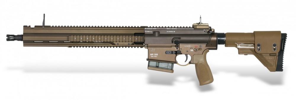 """Samonabíjecí puška Heckler & Koch MR308 A3-28 20"""""""