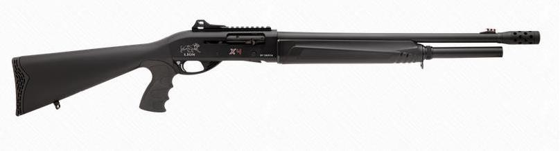 Samonabíjecí brokovnice Derya X4 - 100 cal.12/76