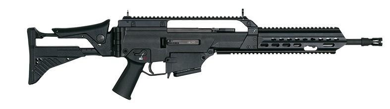 Samonabíjecí puška Heckler & Koch HK243 RAL