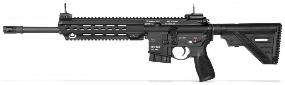 """Samonabíjecí puška Heckler & Koch MR223 A3, 14,5"""""""