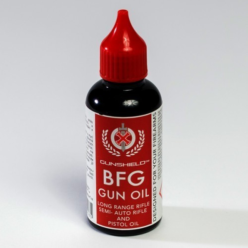 GUNSHIELD™ BFG GUN OIL 50ml kapátko
