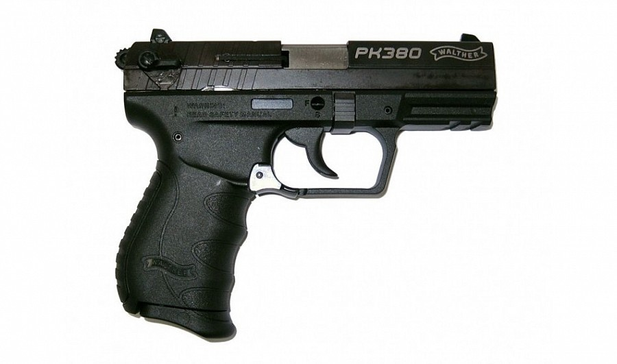 Pistole Walther PK380, .380 Auto
