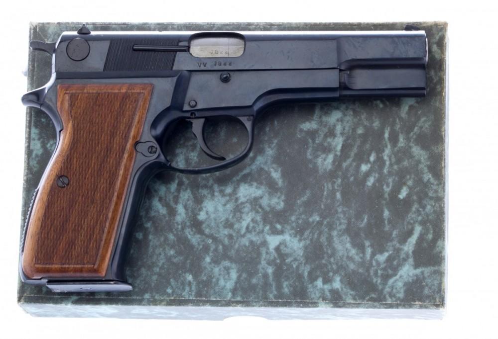 Pistole FEG P9R