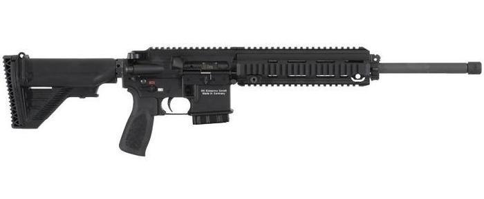 """Samonabíjecí puška Heckler & Koch MR223 A1, 16,5"""""""
