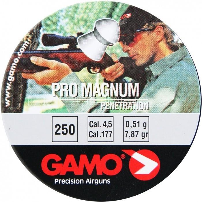 Diabolky Gamo Pro Magnum 4,5mm 250 kusů