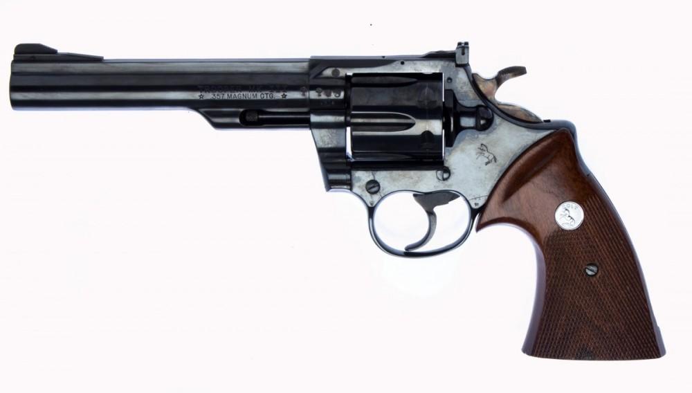 Colt Trooper MK III cal. 357 mag