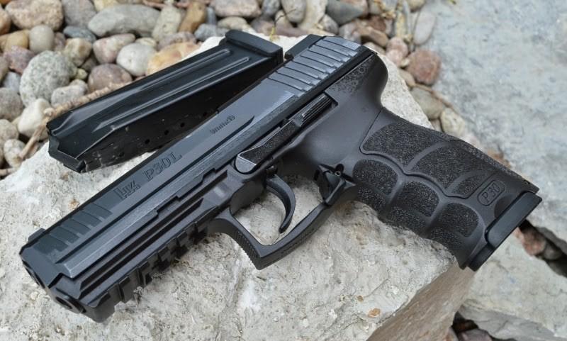 Pistole Heckler & Koch P30L V3