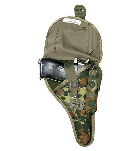 Pouzdro pistolové BW P1 (P38) FLECKTARN