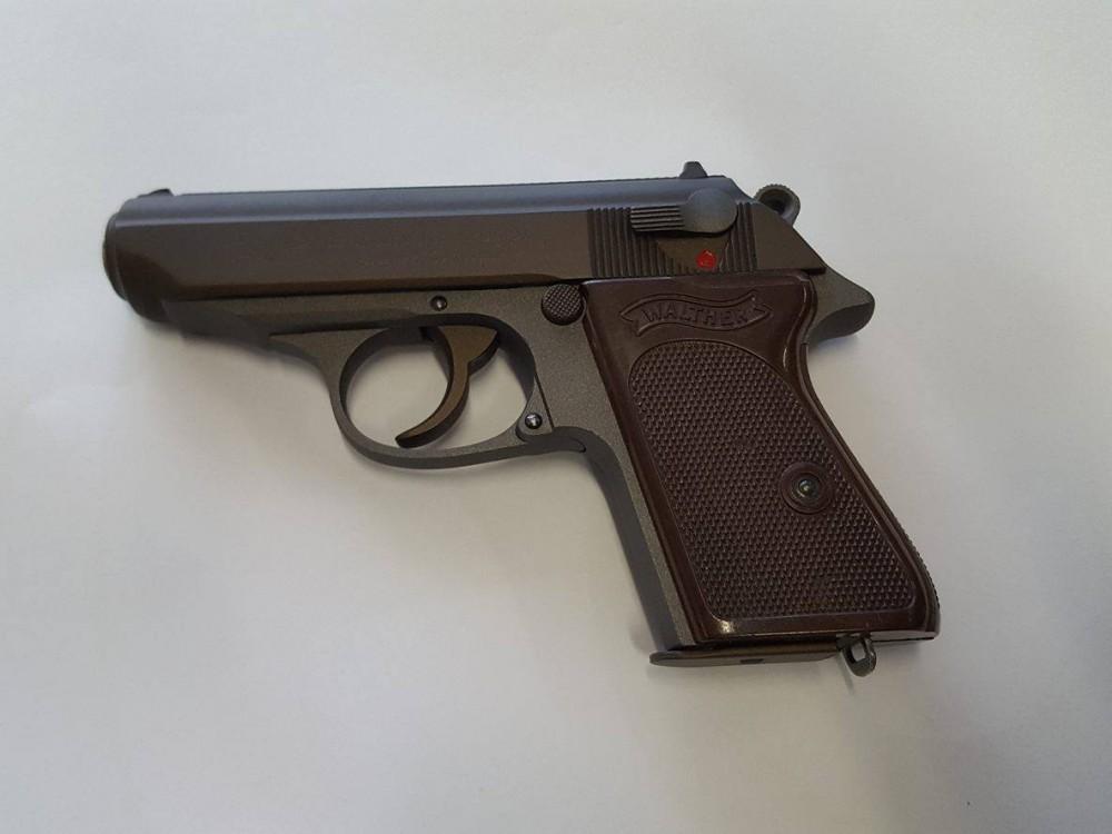 Pistole Walther PPK 7,65Br CERAKOTE