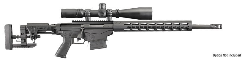 Ruger Precision Rifle cal 6,5 Creedmoor