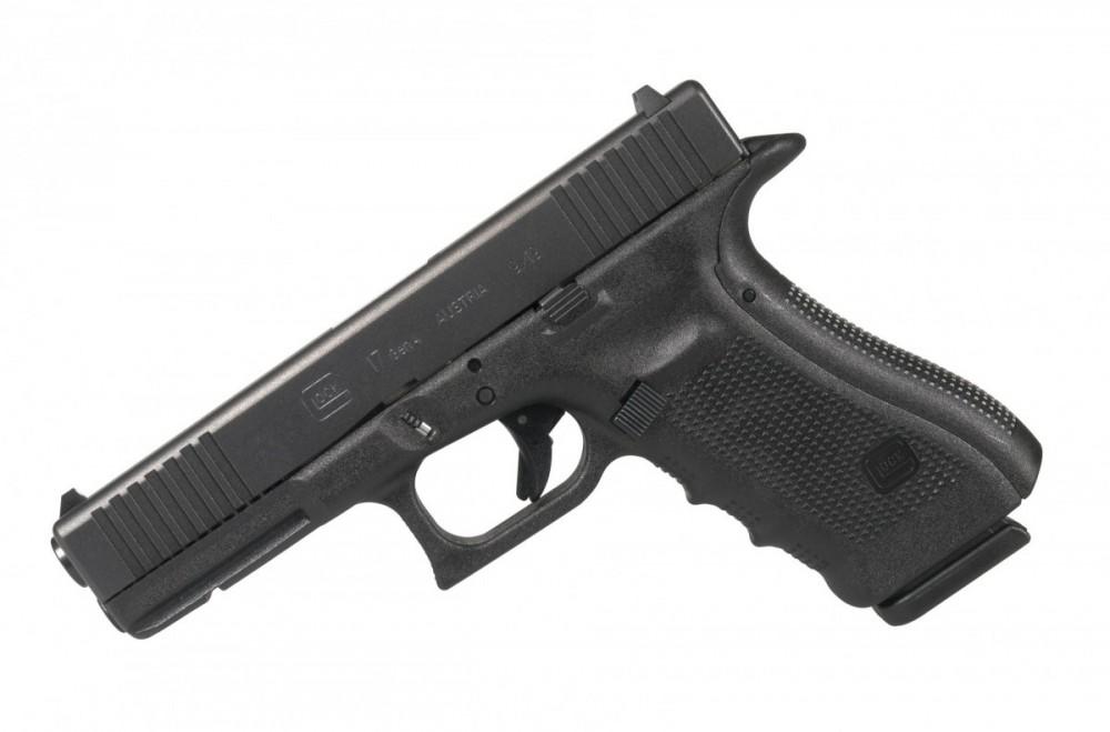 Pistole Glock 17 4.GEN (FS) cal.9mm Luger č.1
