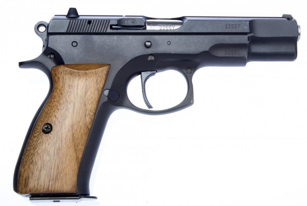 Samonabíjecí pistole CZ 75 B SA