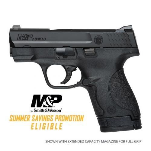Pistole Smith & Wesson M&P9 SHIELD