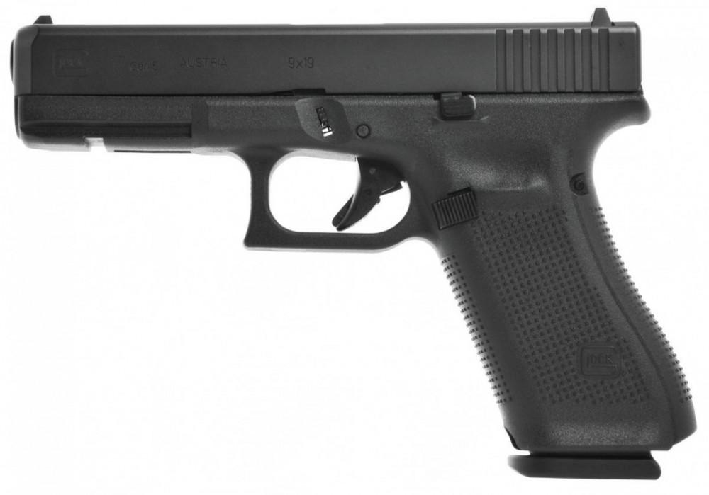 Pistole Glock 17 Gen 5