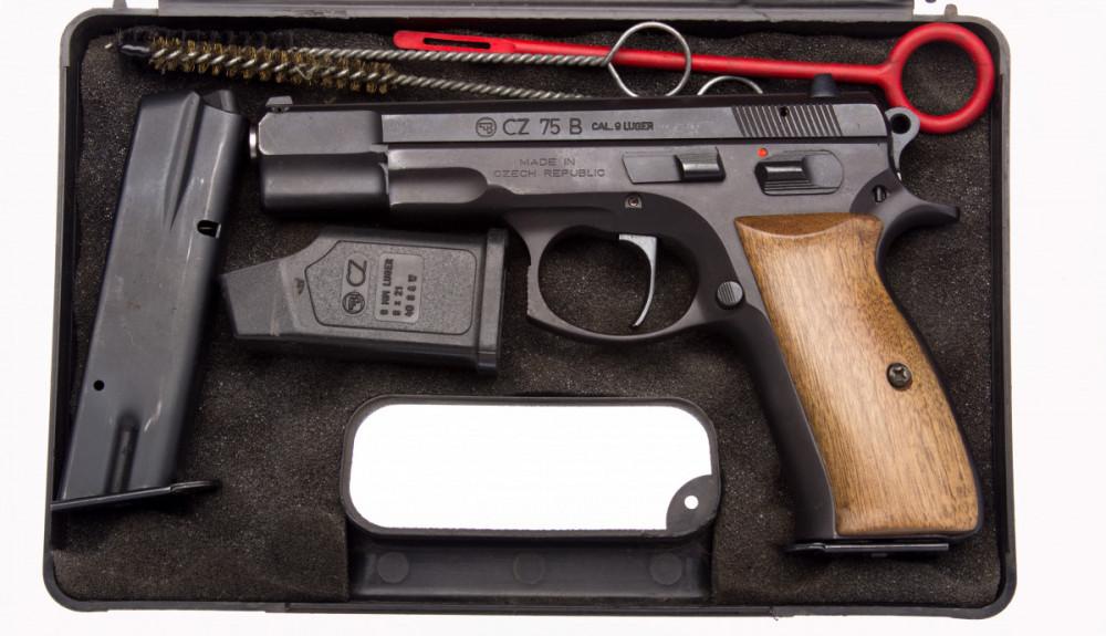 Pistole CZ 75B - Single Action