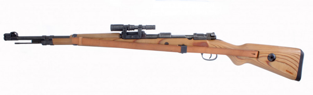 Puška Mauser KAR 98 s optikou .308 Win