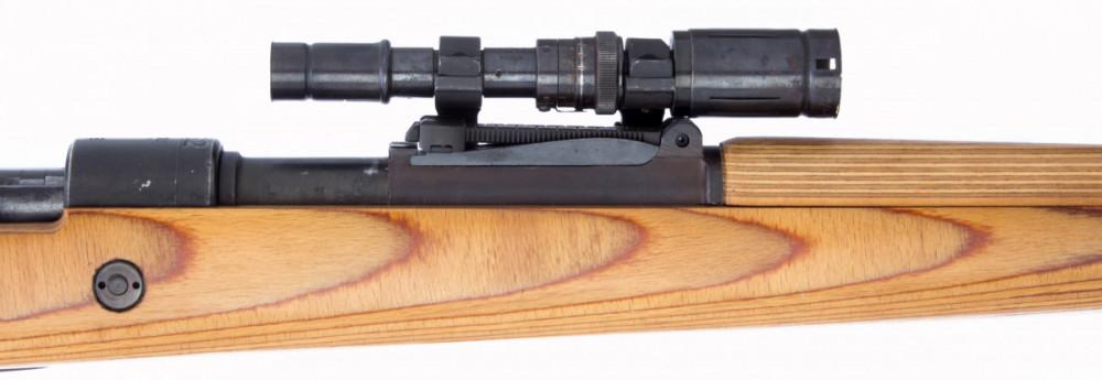 Puška Mauser KAR 98 s optikou .308 Win č.4