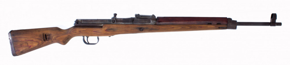 Puška samonabíjecí Gewehr 43 7,92 mm
