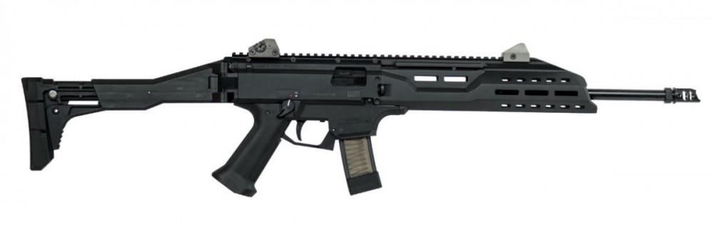 Samonabíjecí puška CZ Scorpion EVO 3 S1 Carbine cal. 9 mm Luger (předváděcí kus)