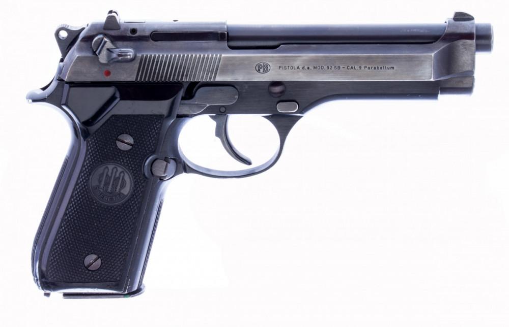 Pistole Beretta 92SB cal.9mm Luger